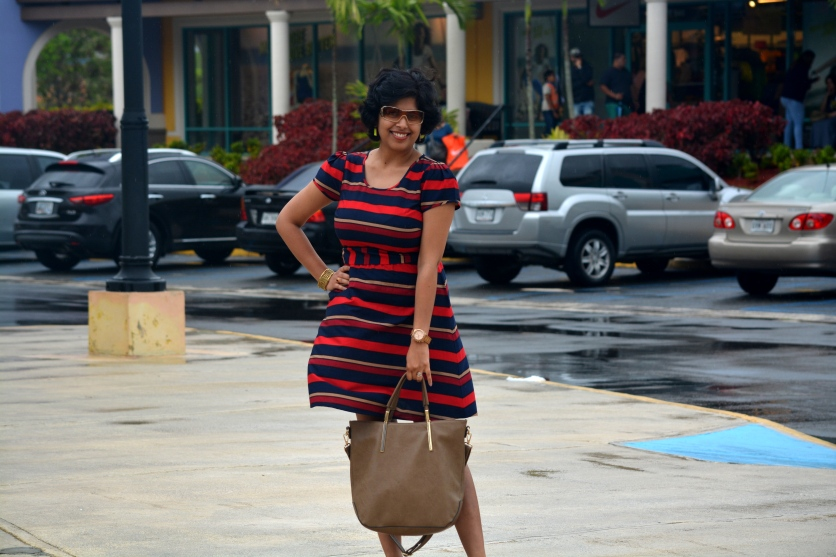 Puerto Rico Travel Series Tommy Hilfiger Dress