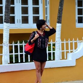Puerto Rico Forever 21 dress