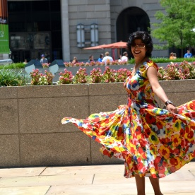 Macy's Cotton Maxi Dress