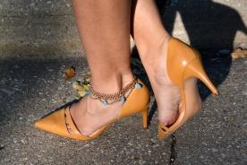 Zara Tan Shoes