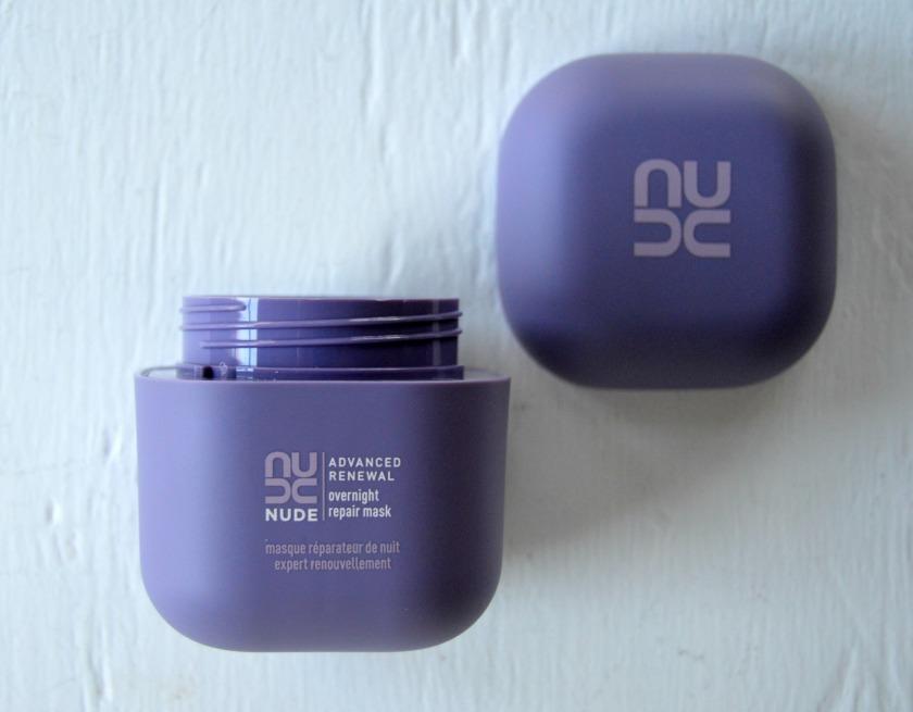 NUDE Skincare Advanced Renewal Overnight Repair Mask