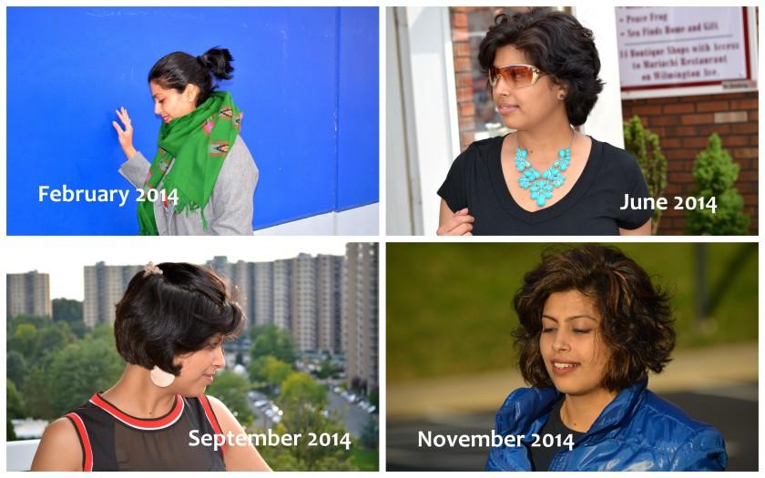 Hair Evolution, 3