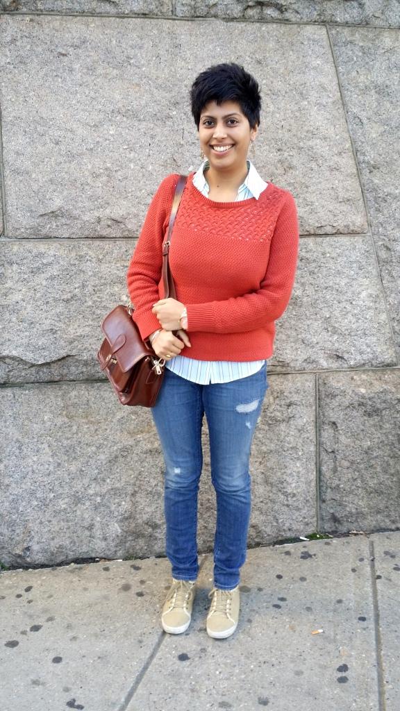 Fall, Loft, Ripped Jeans, Vans, 2